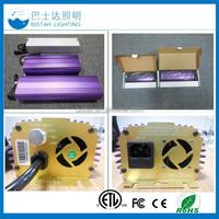 400W 600W 1000w hydroponic electronic ballast /grow light ballast/HPS MH electronic ballast