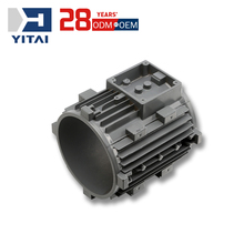 High quality aluminum alloy die casting motor cover