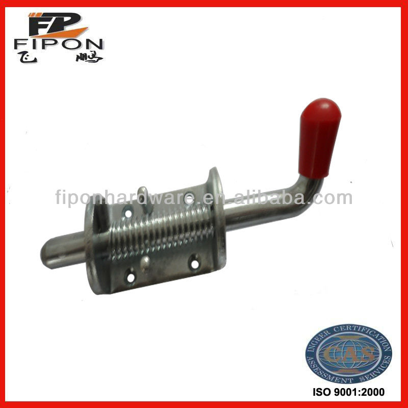 Shoot bolt latches/Trailer Spring Latches