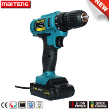 14V Lithium Battery Power Source Industrial Cordless Drills