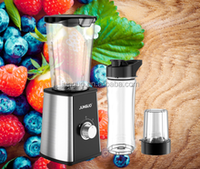 2 speed stainless steel sport bottle smoothie maker