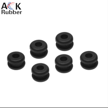 Customized Size 3/4'' Silicone/Nitrile Rubber Grommet/Rubber Grommet
