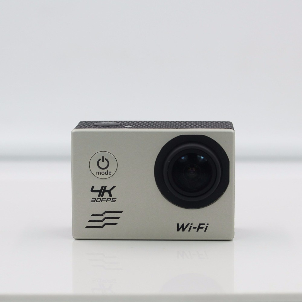 2017 factory price 4k 30fps <strong>1080p</strong> wifi dual Lens Mini Sport Action Cameras