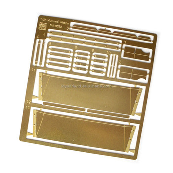 Metal Decorative Photo Etching, Brass Custom Chemical Metal Etching