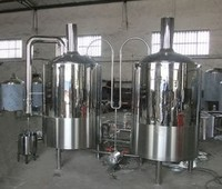 micro brewhouse equipment,100~1000l beer making machine for small business