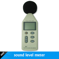 electronic noise level measurement meter