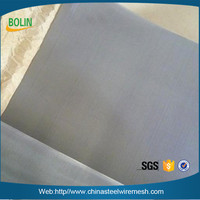 pitting corrosion resistance 2205 duplex stainless steel wire cloth /filter wire mesh