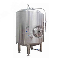 6000L Conical Stainless Steel Beer Fermentation Tank Fermenter