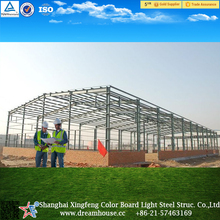 prefabricated chicken house/building steel structure/steel structure shed