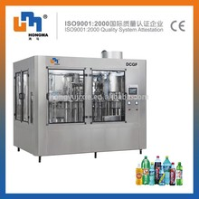 Warranty 2 years carbonated fruit wine filling machine