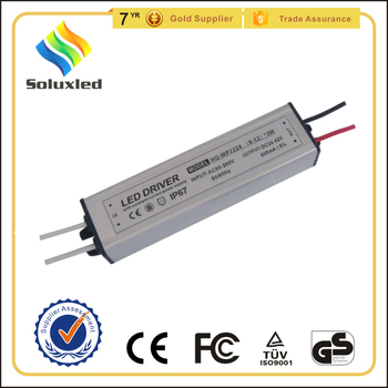 700ma constant current led driver waterproof ip67