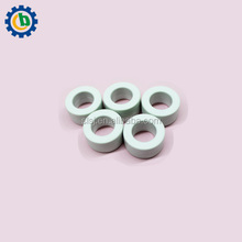Toroidal soft magnetic metal core amorphous inductor core for electric components with plastic case