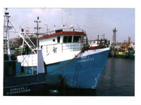 Steel Fishing Trawler for sale