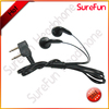 Boeing 767 flight use earphone,double pin earphone,good price cheap wholesale earbuds
