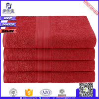 moist 100 % combed cotton towel