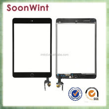 factory price for ipad mini 3 replacement lcd touch screen digitizer glass