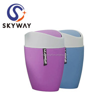 Promotional foodgrade 6L plastic toy car garbage can