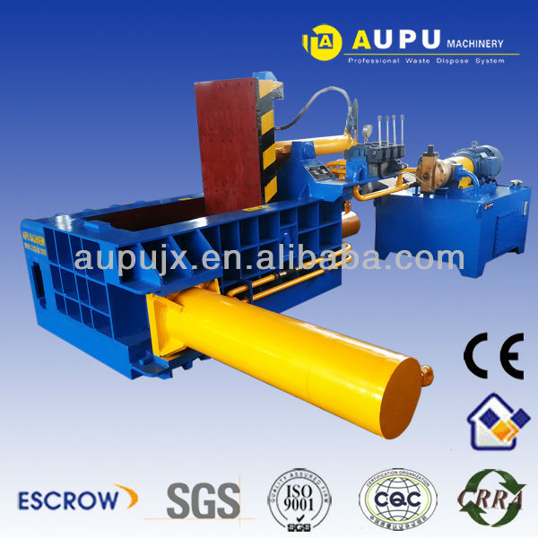 Y81 used metal scrap baler