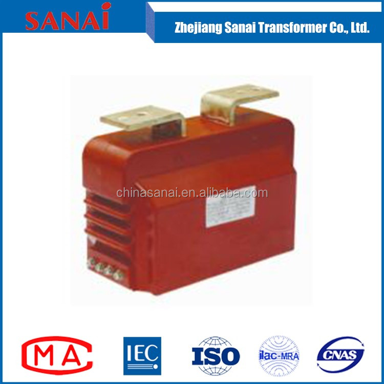 High quality oil filled voltage transformer and voltage transformer with booster