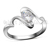 high quality fashion ring simple style silver jewelry classic 925 sterling silver ring