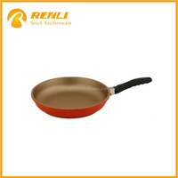 high quality cheap best sale die cast pan stocklot,Non-stick aluminium hot sale skillet cookware overstock