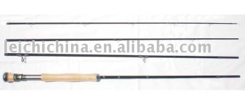 fly rod/graphite rod/fly fishing pole 1074