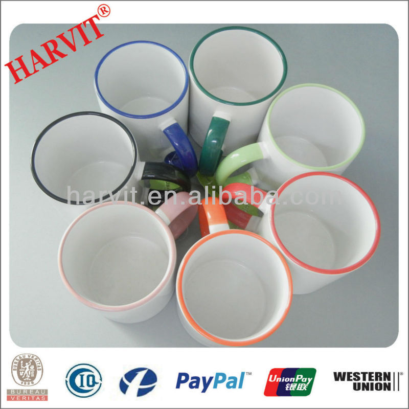 Custom Mug DIY Printing Picture/wholesale Cups to Sublimation/Sublimation Printing Mug