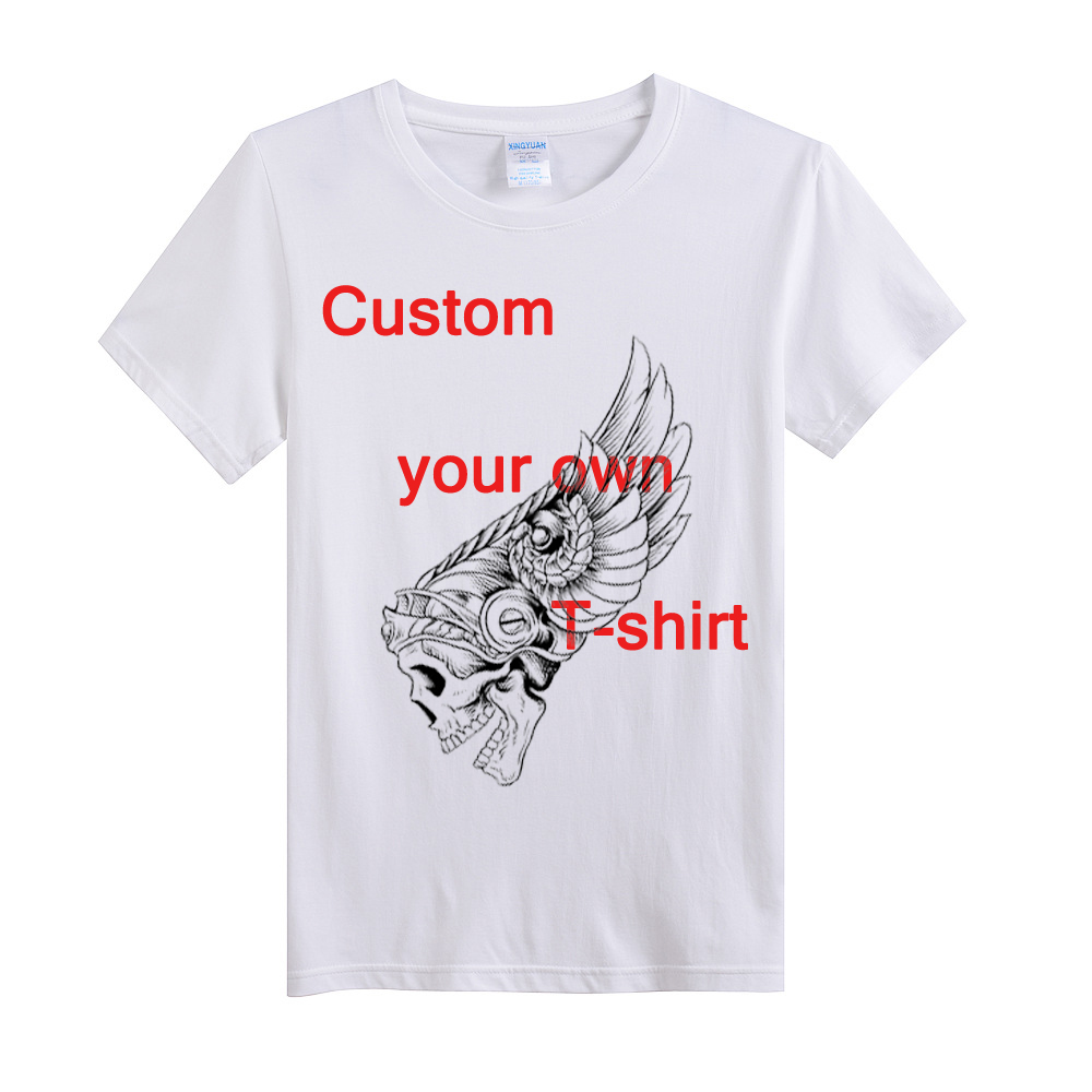 Qianzun88 custom cheap t shirt printing 180 gsm buy t for Printed custom t shirts
