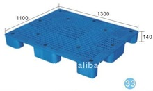 QUALIFIED plastic pallet:ZJ1311-140 Nine-foot Mesh