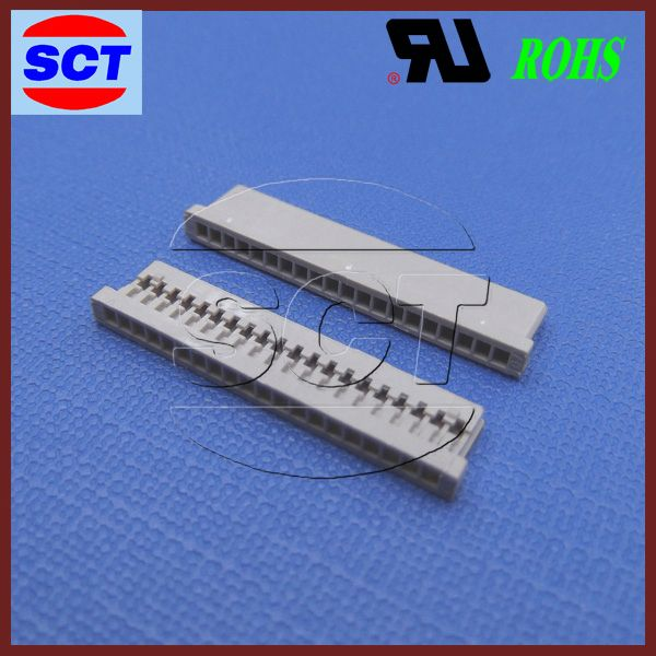 HRS DF14 single row tyu connector wire to board
