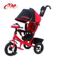 good price Baby trike for twins/2 seats tricycle for baby COLOUR/Rubber wheels Two seat baby tricycle