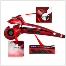 2016 hot selling in Amazon low price hair curler machine for hair curler waver