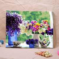First class quality brand new style digital oil painting for wall decoration