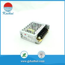 AC to DC 15W switching power supply 5V 2A+12V 0.5A Dual output power