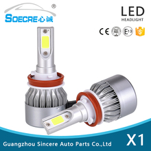 C6 LED Head Light for Car H4 Daylight 9004 9007