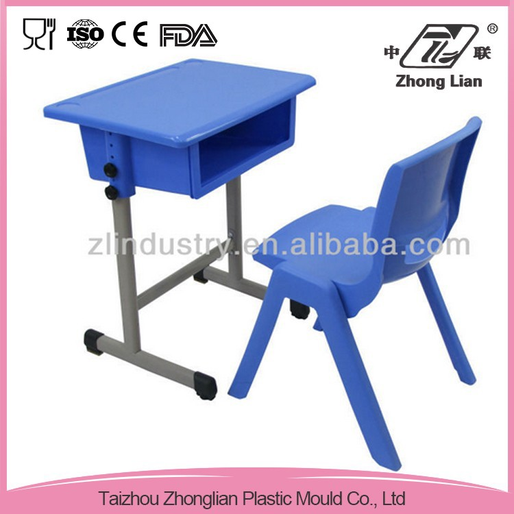 China market new design kids pencil table and chairs