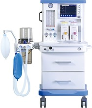 S61100 CE approved hospital medical qeuipment anesthesia machine or anaesthesia workstation with ventilator