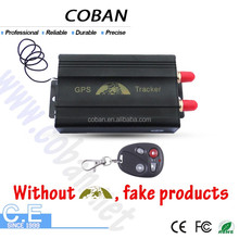 GPS satellite positioning and tracking system and GSM/GPRS communication system Coban gps tracker GPS-103A
