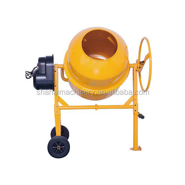 Used Small Cement Mixers : L small portable cement mixer new electric