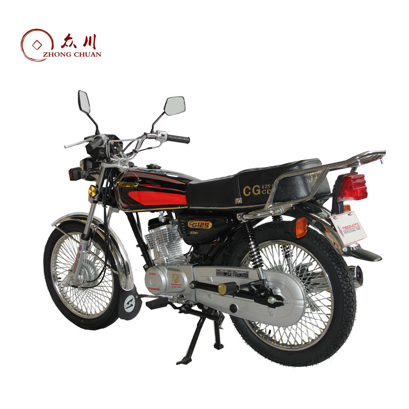Classic model gasoline motorcycle CG125