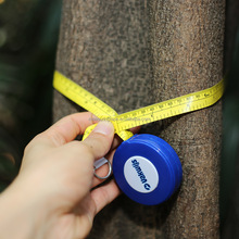 "2m 79"" Retractable Diameter Wood Tree Measuring Tape"