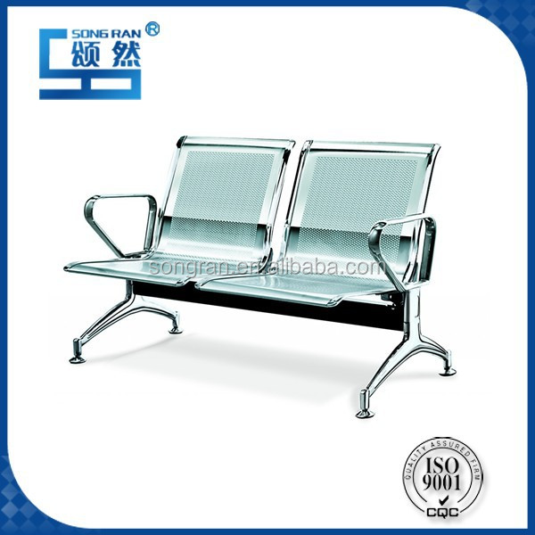 China top stainless steel reception seating A-2-10