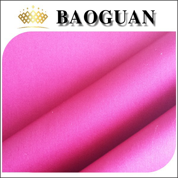 cotton sateen fabric elastic free sample