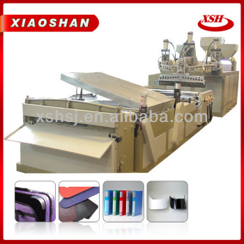 PP PE Plastic sheet Extruder Machine for visor caps plastic sheet