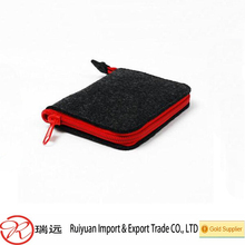 Trending 2016 new fashion felt card bag bulk buy from China