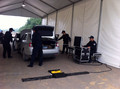 High quality under vehicle inspection system CTB2008A