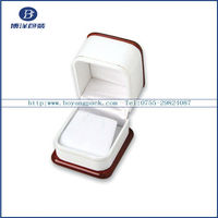 factory direct manufacturer cheap high end quality luxury plastic watch box new arrival design RoHS ISO:9001