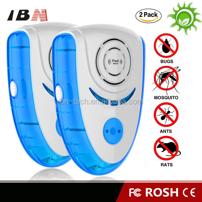 2017 NEW Powerful Electromagnetic Ultrasonic Pest Repeller machine, Pest Repeller plug in