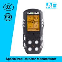 Factory price portable multi 4 gas detector with British sensor