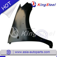Top quality kingsteel front fender for TOYOTA LAND CRUISER PRADO FJ120